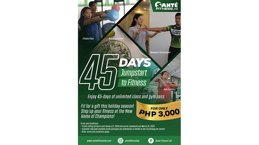 45-Days Jumpstart to Fitness